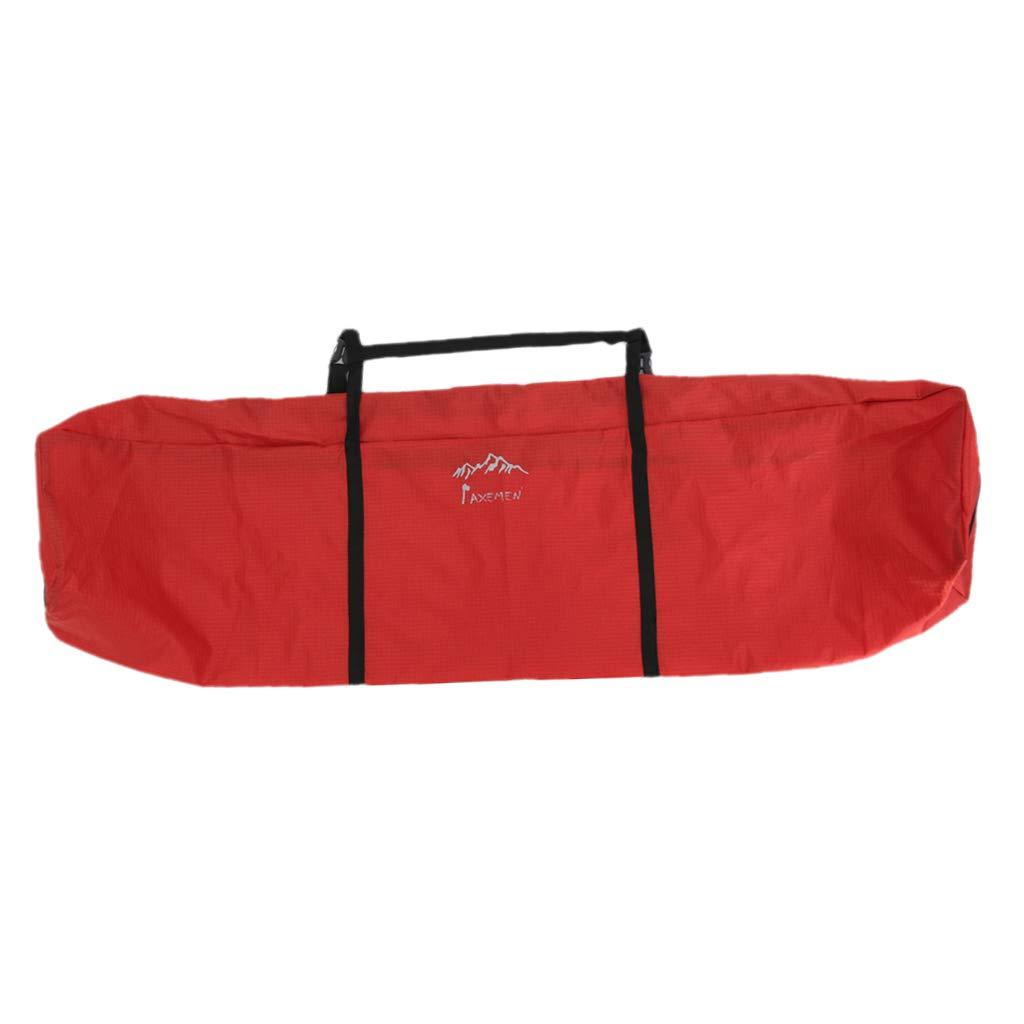 Prettyia Multiuse Canopies Long Carry Storage Bag Carrier Tote Handbag Foldable Table Fishing Equipment