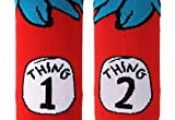 Dr. Seuss Thing 1 & 2 Costume Socks for Kids by elope