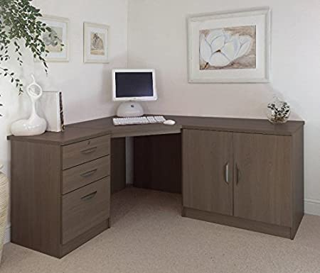 R. White Cabinets set-13-in Unidad de Armario de Escritorio en de ...