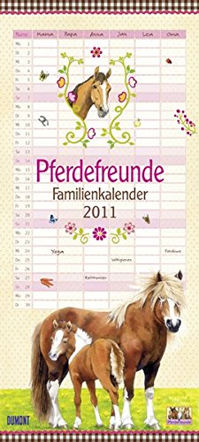 Pferdefreunde, FAM-Kalender 2011