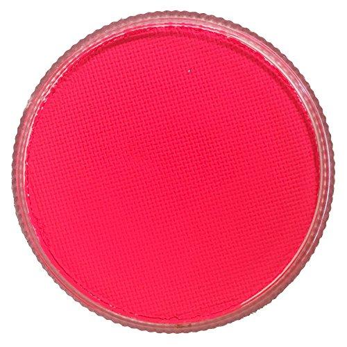 Cameleon Neon Face & Body Paint - Pink Flamingo UV301 (32 gm) -