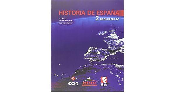 Historia de España 2º - 9788480253567: Amazon.es: Gomis Llorca ...