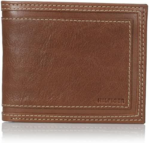 Tommy Hilfiger Men's Marvin Double Billfold