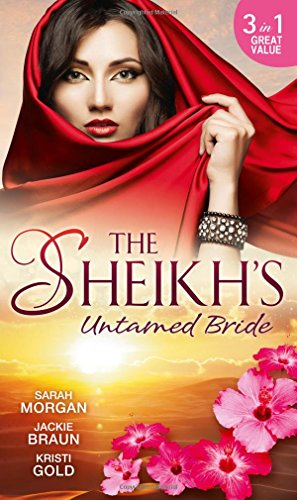 book cover of The Sheikh\'s Untamed Bride