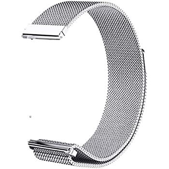 Amazon.com: Gear S3 Frontier / Classic Watch Band, V-Moro ...