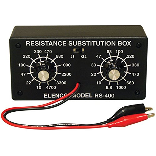 - Elenco  Resistor Substitution Box - RS-400