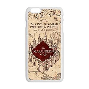 Harry Potter map Phone Case for Iphone 6 Plus
