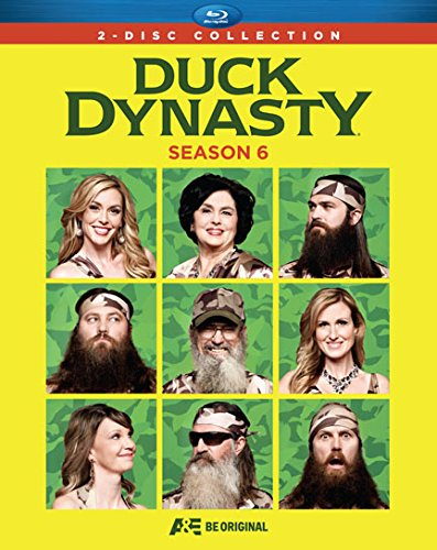 Duck Dynasty: Season 6 [Blu-ray]