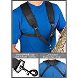 Protec Saxophone Harness with Deluxe Metal Trigger