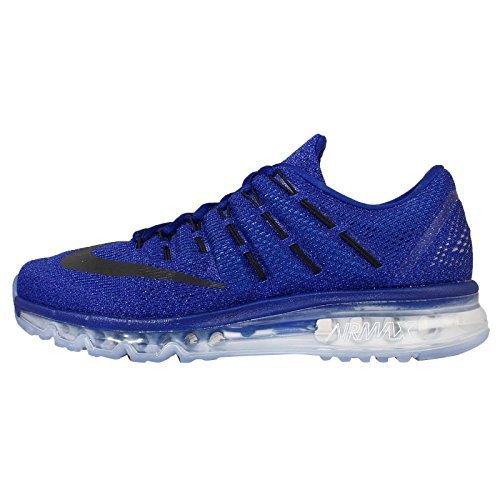 Nike Mens Air Max 2016 DEEP ROYAL BLUE/BLACK-RACER BLUE-PHOTO BLUE 6.5 M US