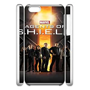 Agents of Shield iPhone 6 4.7 Inch Cell Phone Case 3D White PSOC6002625605565