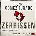 Zerrissen Hörbuch von Juan Gómez-Jurado Gesprochen von: Heikko Deutschmann