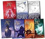 Disney Artemis Fowl Collection 7 Books Set Pack