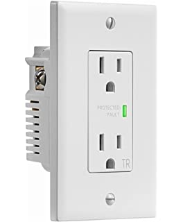 In-wall Surge Protector
