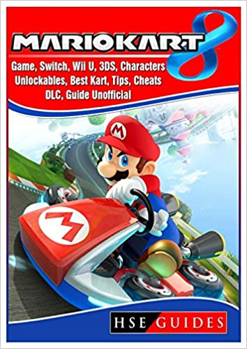 Mario Kart 8 Game Switch Wii U 3ds Characters
