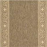 Cheap Safavieh Courtyard Collection CY5143B Dark Beige and Beige Indoor/Outdoor Area Rug (2'7″ x 5′)