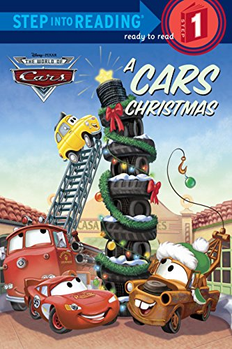 (A Cars Christmas (Step into Reading))
