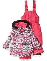 Baby Girls' Infant Fair Isle Print Snowsuit