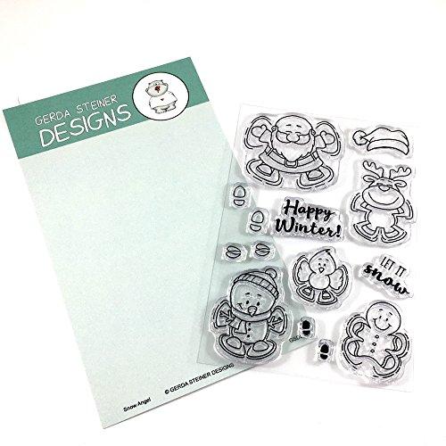 Angels Stamp Set - 2