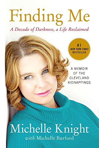 Finding Me: A Decade of Darkness, a Life Reclaimed: A Memoir of the Cleveland Kidnappings cover