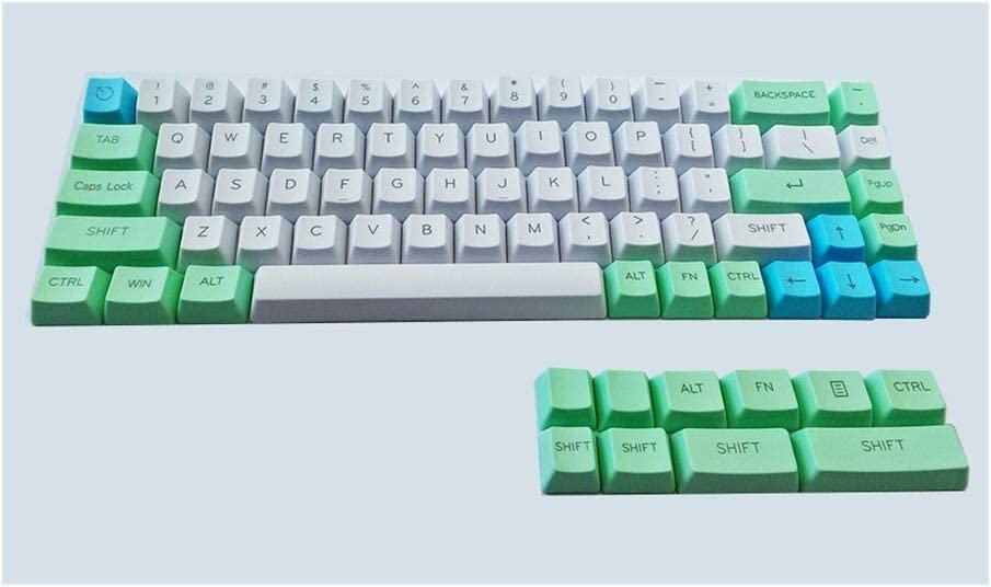 Color : White Keyboard USB Mechanical Gaming Keyboard and Mouse Wired Computer Accessories ZHONGYUE Keyboard