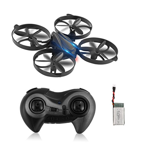 OCDAY 2.4GHz Wireless RC Drone 4 Channel Smart 6 Axis Gyro RC Quadcopter Helicopter Remote Control Toys for Kids Toys (Radio Control Helicopter Electric)