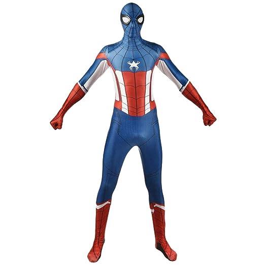 JUFENG Impresión Digital 3D Spider-Man Captain America Unió ...