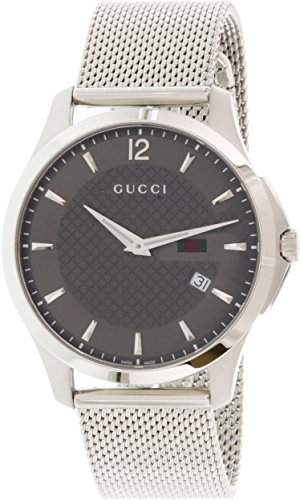 Gucci Men's G-Timeless Watch - Silver