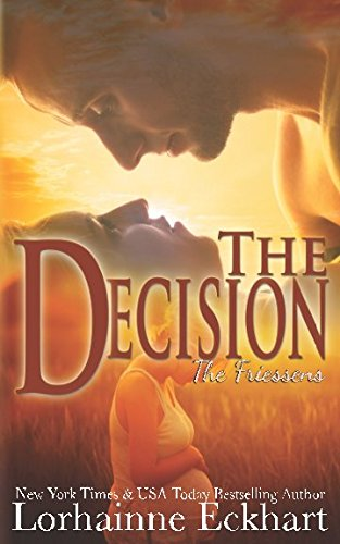 book cover of The Decision
