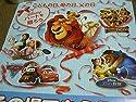 ディズニー ポスター ライオンキング 美女と野獣 カーズの商品画像