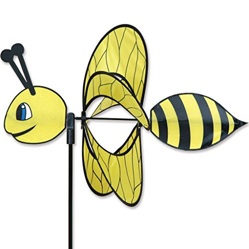 Bee Hanging - Premier Kites Whirly Wing Spinner - Bee