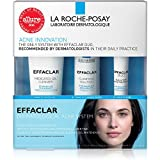 La Roche-Posay Effaclar Dermatological Acne Treatment System (2-Month Supply)
