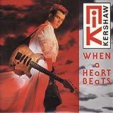 Nik Kershaw - When A Heart Beats - Pressed In Germany - 7 inch vinyl / 45