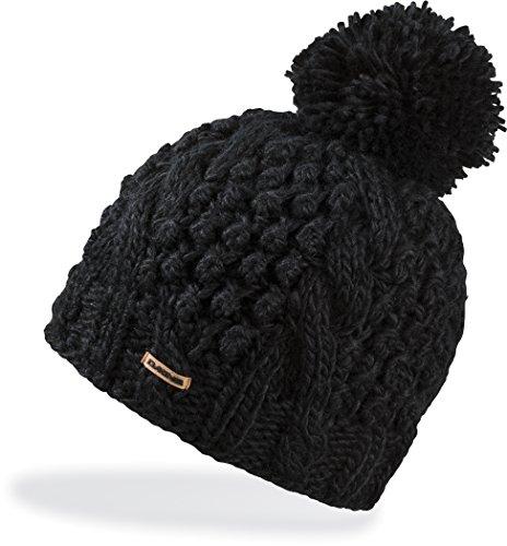Hat Womens Dakine - Dakine Women's Mia Beanie, Black, One Size