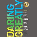 by Brené Brown (Author, Narrator), Penguin Audio (Publisher) (2986)  Buy new: $24.50$20.95