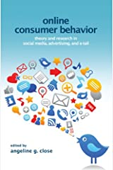 Online Consumer Behavior: Theory and Research in Social Media, Advertising and E-tail (Marketing and Consumer Psychology Series) Hardcover