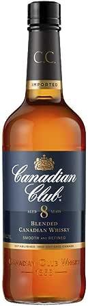 Canadian Club 8 Year Old 700mL