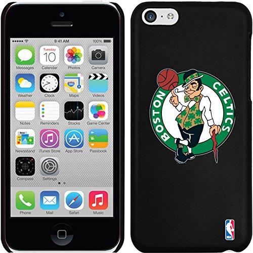 Coveroo Boston Celtics Primary Design Phone Case for iPhone 5C - Retail Packaging - Black