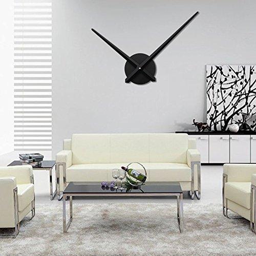 Orologio Da Parete Moderno Uraqt Modern Wall Diy 3d Orologio Da