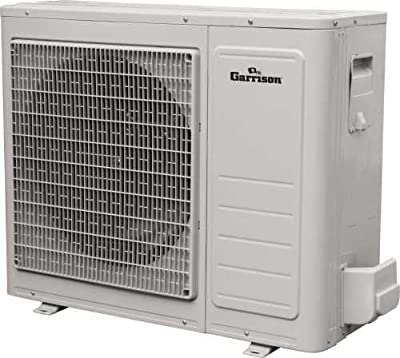 GARRISON 1028240 Mini-Split Ductless Outdoor Condensing Unit, 22000 BTU, White