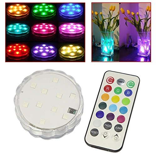 Hookah Led Light Base - 8