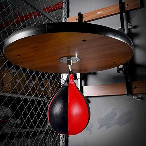 GOODGDN Boxing Speed Ball Hanging Boxing Pear Shape Dodge Speed Hanging Sport Training Leather Adult Professional Fighting Men And Women