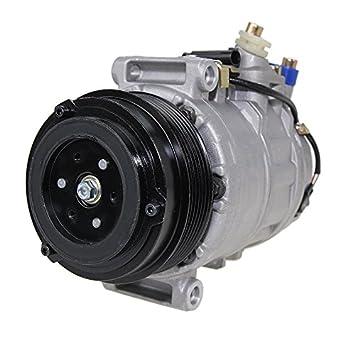 1x Compresor de aire acondicionado MERCEDES-BENZ CLASE C W203 + FAMILIAR S203 + SPORTCOUPE CL203; ...