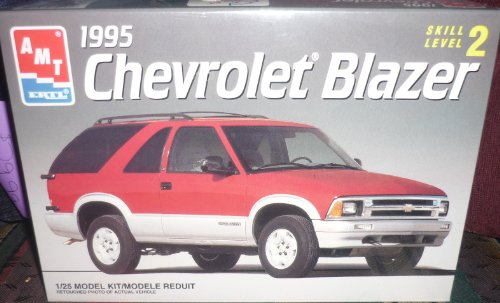 #8978 AMT/Ertl 1995 Chevrolet Blazer 1/25th Scale Plastic Model Kit,Needs Assembly (Chevrolet Blazer Model compare prices)