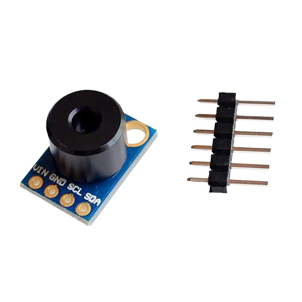 Sharplace MLX90614 Chip ESF-BCC GY906-BCC Sensor con Protocolo de Comunicaci/ón Est/ándar de CII