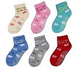 Non skid socks / ankle for