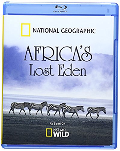 Africa's Lost Eden [Blu-ray]