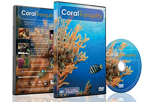 Coral Tranquility 2016 - Calming Scenes of Tropical Fishes and Relaxing Music ()