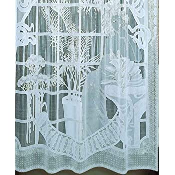 clear shower curtain with design. Shower Curtain Floral Design  12 Hooks Vinyl Lace Textured Clear 72x72 Inches Amazon com
