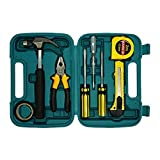 Tonsyl Household and Electrical Repair Full Tool Kit Set for Emergency Uses (9 Pcs in 1)